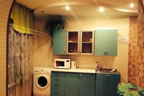 Сдается 1-комнатная квартира посуточно в Горно-Алтайске, улица Улагашева, 6.