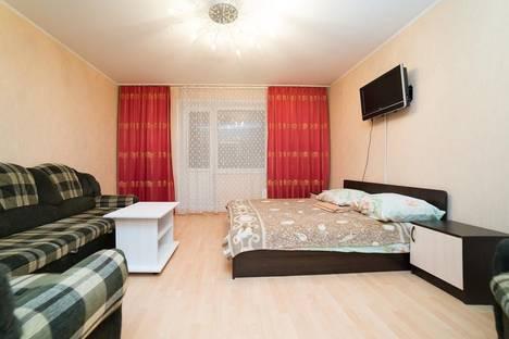 Сдается 1-комнатная квартира посуточно в Челябинске, улица Доватора, 42В.