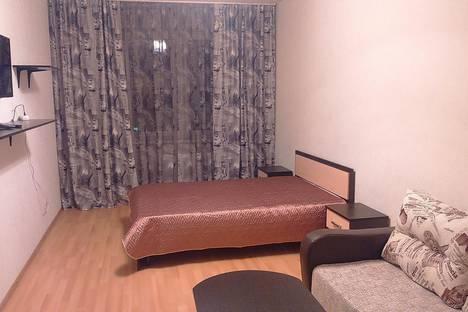 Сдается 2-комнатная квартира посуточнов Екатеринбурге, ул. Циолковского, 57.