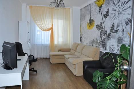 Сдается 2-комнатная квартира посуточно в Салехарде, ул. Республики 75.