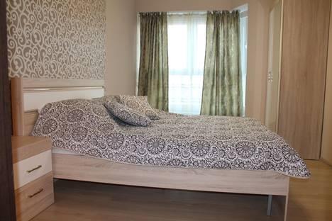 Сдается 2-комнатная квартира посуточно в Тюмени, улица Первомайская 50.