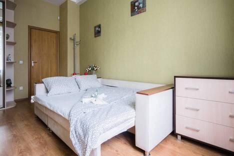 Сдается 1-комнатная квартира посуточно в Минске, проспект Независимости 16.