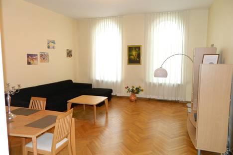 Сдается 2-комнатная квартира посуточнов Юрмале, Alfrēda Kalniņa iela, 8.