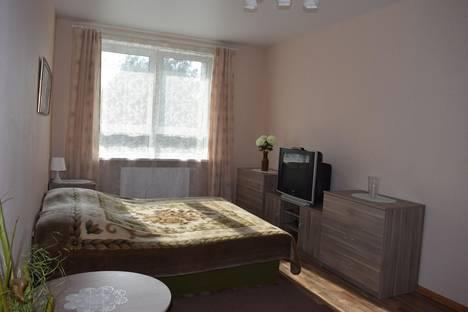 Сдается 1-комнатная квартира посуточнов Нижнем Новгороде, проспект Гагарина 99/2.