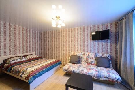 Сдается 1-комнатная квартира посуточно во Владивостоке, улица Прапорщика Комарова, 29.