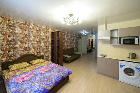 Сдается 1-комнатная квартира посуточно во Владивостоке, улица Пологая, 50.