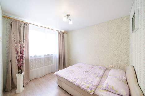 Сдается 2-комнатная квартира посуточно во Владивостоке, улица Пологая, 50.