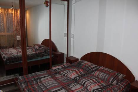 Сдается 2-комнатная квартира посуточнов Ленинске-Кузнецком, проспект Кирова, 81.