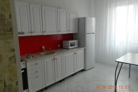Сдается 1-комнатная квартира посуточно в Ейске, Краснодар Октябрьская  181.