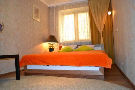 Сдается 2-комнатная квартира посуточно, ул. Советская.