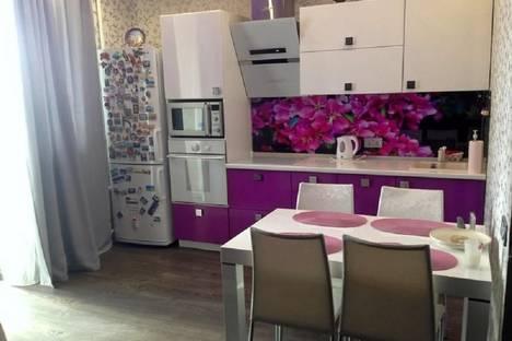 Сдается 2-комнатная квартира посуточно в Тюмени, улица Пермякова, 67.