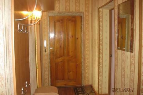 Сдается 2-комнатная квартира посуточно в Шерегеше, Кирова,9.
