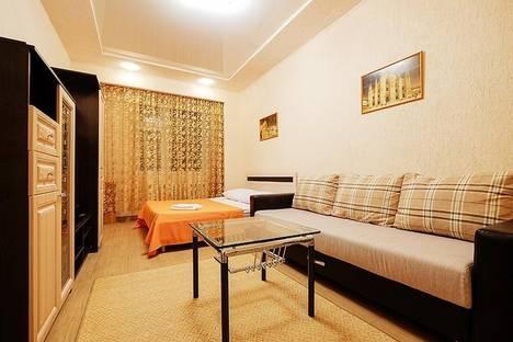 Сдается 1-комнатная квартира посуточно в Томске, проспект Фрунзе, 25.