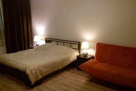 Сдается 1-комнатная квартира посуточно в Чите, улица Бабушкина, 99.