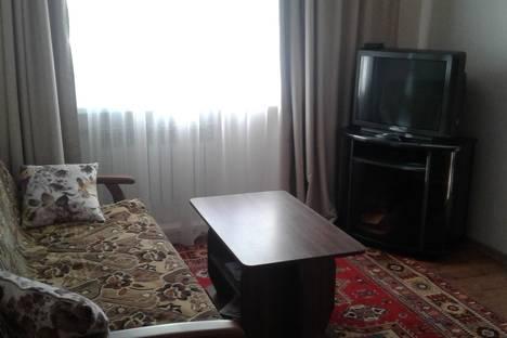 Сдается 2-комнатная квартира посуточно в Пятигорске, ул. Козлова, 6.