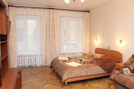 Сдается 1-комнатная квартира посуточнов Санкт-Петербурге, Гороховая улица, 30.