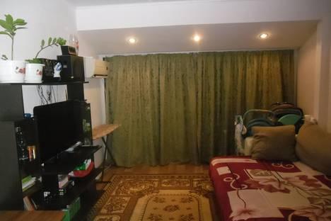Сдается 1-комнатная квартира посуточнов Сочи, улица Верхняя Лысая Гора 10.