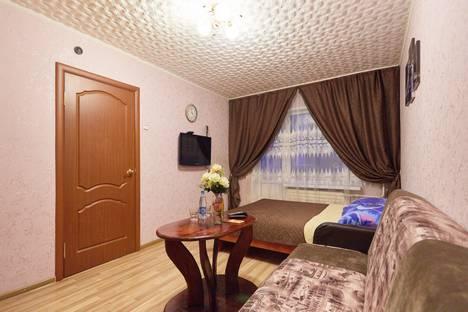 Сдается 1-комнатная квартира посуточно в Ухте, Чибьюский переулок 7.