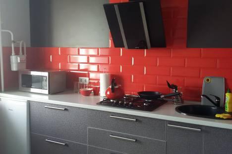 Сдается 1-комнатная квартира посуточнов Пинске, улица Сухая 64а.