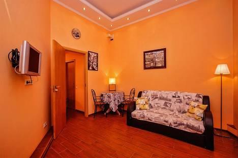 Сдается 1-комнатная квартира посуточнов Санкт-Петербурге, наб. канала Грибоедова, 113.