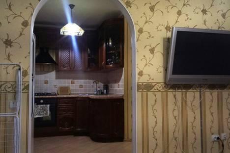 Сдается 1-комнатная квартира посуточнов Оренбурге, улица Юных Ленинцев, 7/1.