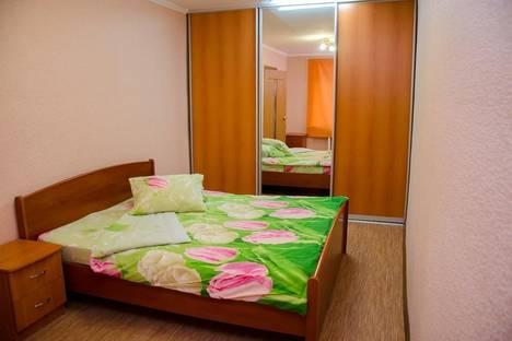 Сдается 2-комнатная квартира посуточно, Белорусская улица, 6.