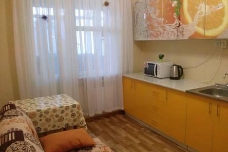 Сдается 1-комнатная квартира посуточно в Ессентуках, Кисловодская улица 20а.