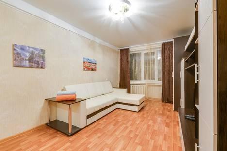 Сдается 1-комнатная квартира посуточнов Санкт-Петербурге, улица Ленсовета, 78.