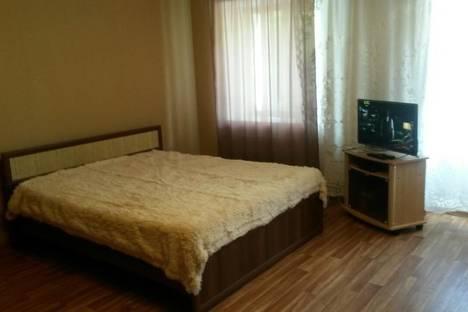 Сдается 1-комнатная квартира посуточнов Тюмени, улица Киевская, 68.