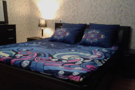 Сдается 2-комнатная квартира посуточно в Иванове, Московский мкр. д.12.