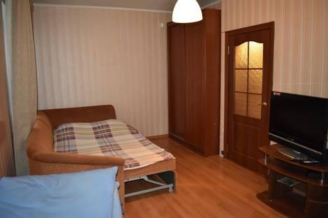 Сдается 1-комнатная квартира посуточно в Москве, Фортунатовская улица, 19.