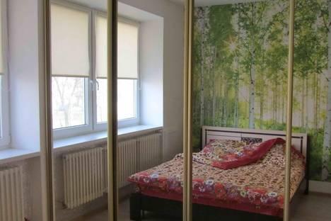 Сдается 2-комнатная квартира посуточно в Витебске, улица Урицкого, 8.
