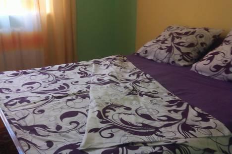Сдается 2-комнатная квартира посуточно в Запорожье, проспект Соборный, 104.