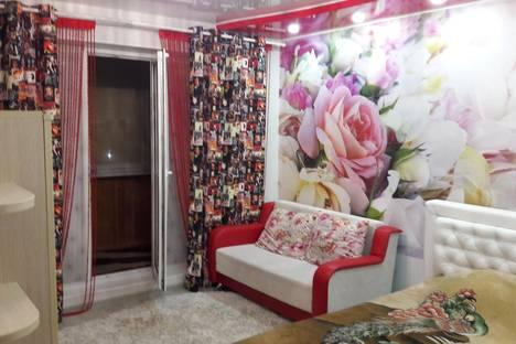 Сдается 1-комнатная квартира посуточнов Энгельсе, улица Пролетарская, 1.