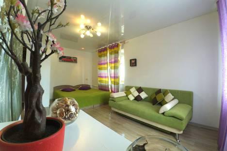Сдается 1-комнатная квартира посуточнов Казани, улица Большая Красная, 1А.