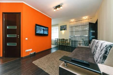 Сдается 2-комнатная квартира посуточнов Киеве, улица Саксаганского 82.
