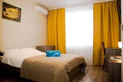 Сдается 1-комнатная квартира посуточно в Новосибирске, ул. Титова, 253/1.