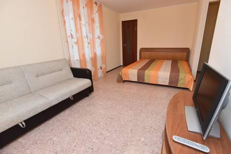 Сдается 1-комнатная квартира посуточнов Екатеринбурге, улица Малышева, 73.