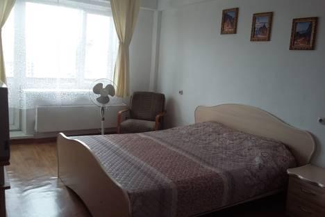 Сдается 1-комнатная квартира посуточнов Улан-Удэ, Цивилева, 42.