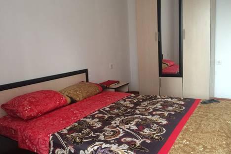 Сдается 1-комнатная квартира посуточнов Улан-Удэ, улица Пржевальского, 5.