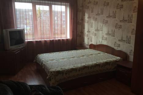Сдается 3-комнатная квартира посуточно в Братске, Рябикова, 8.