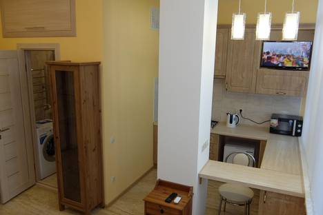 Сдается 1-комнатная квартира посуточно в Сочи, улица Учительская, 27а.