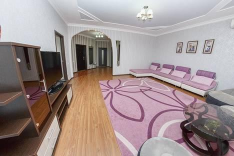 Сдается 2-комнатная квартира посуточно в Астане, улица Достык дом 13.
