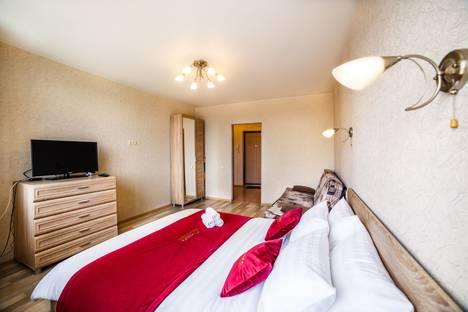 Сдается 1-комнатная квартира посуточно в Калуге, улица Вилонова, 41.