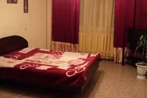 Сдается 1-комнатная квартира посуточно в Петрозаводске, улица Державина, 37.