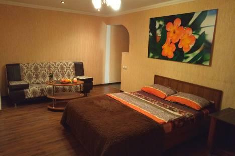 Сдается 1-комнатная квартира посуточно, бульвар Юлаева, 9.