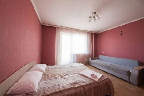 Сдается 1-комнатная квартира посуточнов Красноярске, 78 Добровольческой бригады, 21.