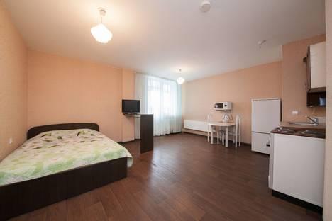 Сдается 1-комнатная квартира посуточнов Красноярске, улица Авиаторов, 38.