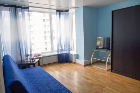 Сдается 1-комнатная квартира посуточнов Санкт-Петербурге, Наличная улица, 36 корпус 5.