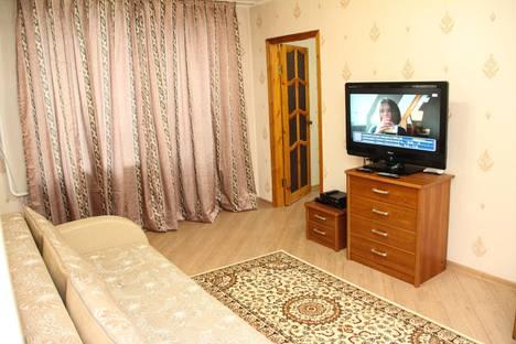 Сдается 2-комнатная квартира посуточнов Алматы, Алматинская область, микрорайон Коктем 2.